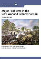 9780618875207-0618875204-Major Problems in the Civil War and Reconstruction (Major Problems in American History Series)