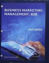 9781337496483-1337496480-Bundle: Business Marketing Management B2B, Loose-Leaf Version, 12th + MindTap Marketing, 1 term (6 months) Printed Access Card