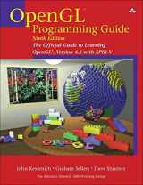 9780134495491-0134495497-OpenGL Programming Guide: The Official Guide to Learning OpenGL, Version 4.5 with SPIR-V (9th Edition)