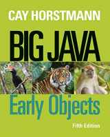 9781118431115-1118431111-Big Java: Early Objects