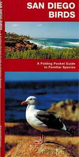 San Diego Birds: A Folding Pocket Guide to Familiar Species (Pocket Naturalist Guide Series)