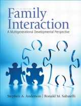 9780205710836-0205710832-Family Interaction: A Multigenerational Developmental Perspective (5th Edition)