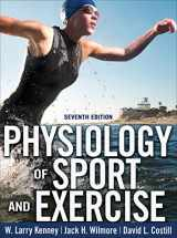 9781492572299-1492572292-Physiology of Sport and Exercise 7th Edition With Web Study Guide