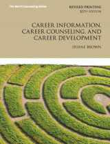 9780132821391-0132821397-Career Information, Career Counseling, and Career Development (10th Edition) (Merrill Counseling (Hardcover))