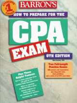 How to Prepare for the Certified Public Accountant Exam (Barron's How to Prepare for the CPA Exam)