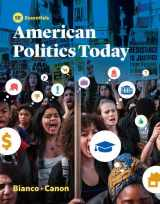 9780393283617-0393283615-American Politics Today (Essentials Fifth Edition)