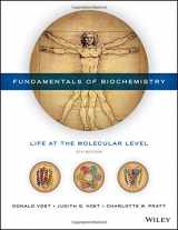 9781118918401-1118918401-Fundamentals of Biochemistry: Life at the Molecular Level