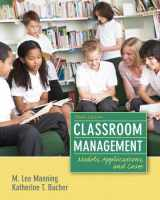 9780132693233-0132693232-Classroom Management: Models, Applications and Cases (3rd Edition)