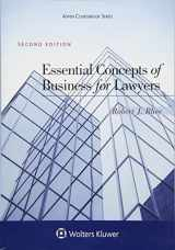 9781454870432-1454870435-Essential Concepts of Business for Lawyers