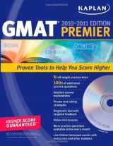 Kaplan GMAT 2010-2011 Premier with CD-ROM (Kaplan GMAT Premier Program (w/CD))