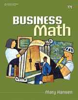 9780538448734-0538448733-Business Math (FBLA - All)