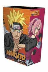9781421583341-1421583348-Naruto Box Set 3: Volumes 49-72 with Premium