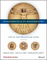 9781119238263-1119238269-Fundamentals of Biochemistry, 5e Binder Ready Version + WileyPLUS Learning Space Registration Card