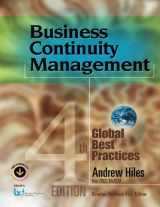9781931332354-1931332355-Business Continuity Management: Global Best Practices, 4th Edition