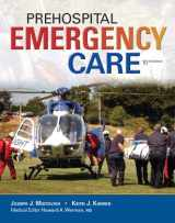 Prehospital Emergency Care Plus NEW MyBradyLab with Pearson eText -- Access Card Package (10th Edition) (EMT)