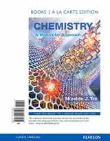 Chemistry: A Molecular Approach, Books a la Carte Edition (4th Edition)