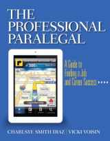 9780135105788-0135105781-The Professional Paralegal: A Guide to Finding a Job and Career Success