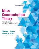 9781285052076-1285052072-Mass Communication Theory: Foundations, Ferment, and Future, 7th Edition