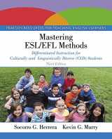 9780133832228-0133832228-Mastering ESL/EFL Methods: Differentiated Instruction for Culturally and Linguistically Diverse (CLD) Students with Enhanced Pearson eText -- Access Card Package (3rd Edition)
