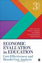 9781483381800-1483381803-Economic Evaluation in Education: Cost-Effectiveness and Benefit-Cost Analysis