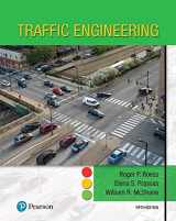 9780134599717-0134599713-Traffic Engineering (5th Edition) (What's New in Engineering)