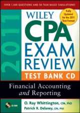Wiley CPA Exam Review 2011 Test Bank CD , Financial Accounting and Reporting