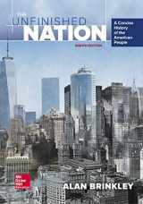 9780073513331-0073513334-The Unfinished Nation: A Concise History of the American People