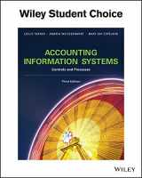9781119329565-1119329566-Accounting Information Systems: The Processes and Controls