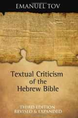 9780800696641-0800696646-Textual Criticism of the Hebrew Bible (English and Hebrew Edition)