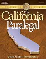 9781418012946-1418012947-The California Paralegal (Paralegal Reference Materials)