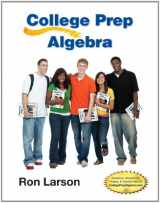 9781285182629-1285182626-College Prep Algebra