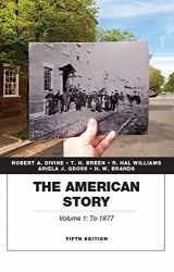9780134057026-0134057023-The American Story, Volume 1 (5th Edition)