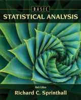9780205052172-0205052177-Basic Statistical Analysis (9th Edition)