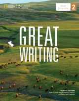 9781285194905-128519490X-Great Writing 2: Great Paragraphs (Great Writing, New Edition)