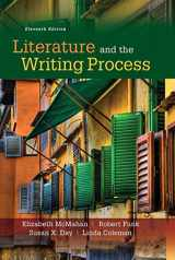 Literature and the Writing Process Plus MyLiteratureLab without Pearson eText -- Access Card Package (11th Edition)