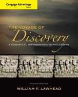 Cengage Advantage Series: Voyage of Discovery: A Historical Introduction to Philosophy