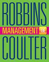9780133973006-013397300X-Management Plus MyLab Management with Pearson eText -- Access Card Package (13th Edition)