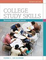 9780495913511-0495913510-College Study Skills: Becoming a Strategic Learner
