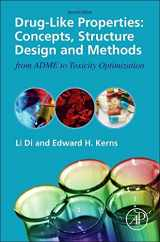 9780128010761-0128010762-Drug-Like Properties: Concepts, Structure Design and Methods from ADME to Toxicity Optimization