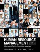 9781465210142-1465210148-Human Resource Management: A Managerial Tool for Competitive Advantage