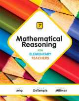 9780321900999-0321900995-Mathematical Reasoning for Elementary Teachers (7th Edition)