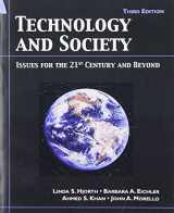 9780131194434-0131194437-Technology and Society: Issue for the 21st Century and Beyond, 3rd Edition