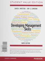 9780133972986-0133972984-Developing Management Skills, Student Value Edition Plus Mylab Management with Pearson Etext -- Access Card Package