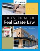 9781133693574-1133693571-The Essentials of Real Estate Law