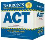 9780764167683-0764167685-Barron's ACT Flash Cards, 2nd Edition: 410 Flash Cards to Help You Achieve a Higher Score (Barron's Test Prep)