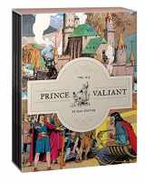 9781683960720-1683960726-Prince Valiant Vols. 1-3: Gift Box Set (Vol. 1-3) (Prince Valiant)