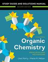 9780393655551-0393655555-Organic Chemistry: Principles and Mechanisms: Study Guide/Solutions Manual (Second Edition)