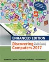9781305657458-1305657454-Enhanced Discovering Computers ©2017 (Shelly Cashman Series)