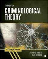 9781506367828-1506367828-Criminological Theory: A Text/Reader (SAGE Text/Reader Series in Criminology and Criminal Justice)
