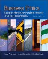 9780078029455-0078029457-Business Ethics: Decision Making for Personal Integrity & Social Responsibility
